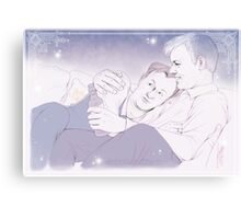 Mystrade - After Work Canvas Print