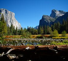 Yosemite Valley II by DflyBri