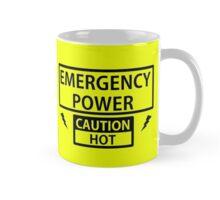 Emergency Power Mug