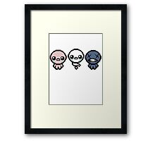 Cycle of Isaac Framed Print