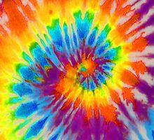 Tie Dye 3 by Susan Sowers