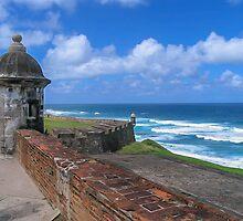 Old San Juan  by TKPhotos