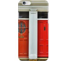 Beverley, Doors iPhone Case/Skin