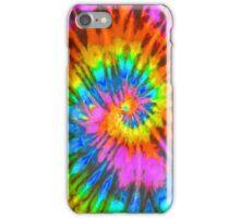 Tie Dye 6 iPhone Case/Skin