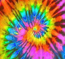 Tie Dye 6 by Susan Sowers