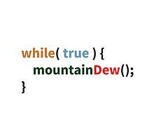 Mountain Dew Logic by digitalmk