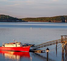 Bar Harbor Maine  by TKPhotos
