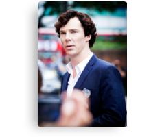 Cumberbatch Canvas Print