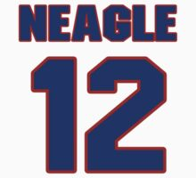National baseball player Denny Neagle jersey 12 by imsport