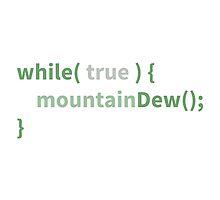 Mountain Dew Logic - Green Mode by digitalmk