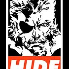 Big Boss Hide by ItokoDesign