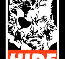 Big Boss Hide by ItokoDesign