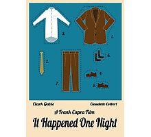 It Happened One Night Photographic Print
