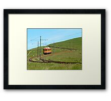 Manx Electric Railway Framed Print