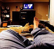 Watching Movies by Ryan Houston
