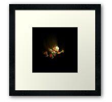 Bastion - Skyway Kid Framed Print
