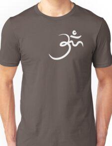 Stylized Om Yoga T-shirt Unisex T-Shirt