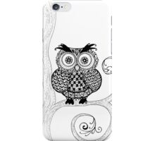 Hoot iPhone Case/Skin