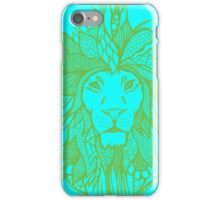 Eye_ofthe_lion iPhone Case/Skin