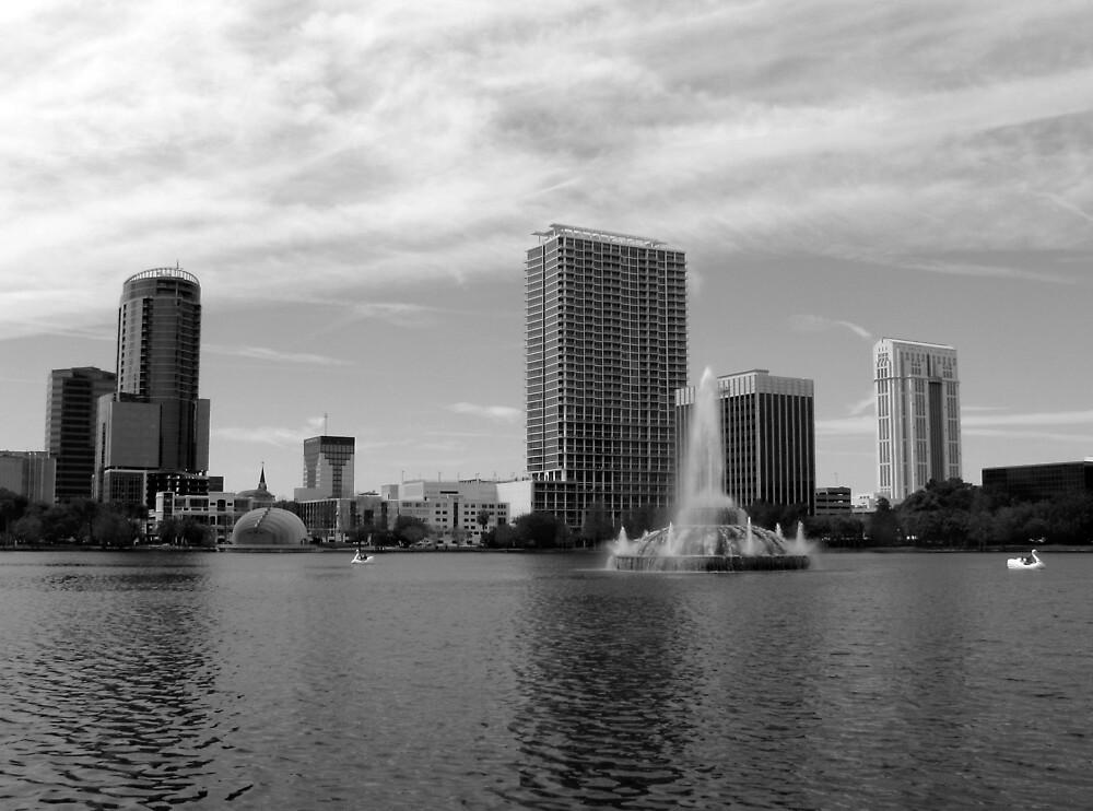 Downtown by Rebecca Cruz