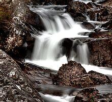 Scottish Waters by Linda  Morrison