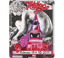 """Ratdog ~ Valentines Day run at Tower Theater 2014"" iPad Case/Skin"