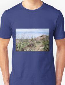 Desert Mounds Unisex T-Shirt