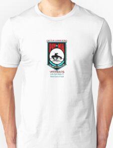 End of Trail POW MIA T-Shirt