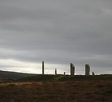 Ring of Brodgar - Orkney by Deborah Holman