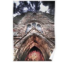 Church in Malton Poster