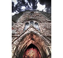 Church in Malton Photographic Print