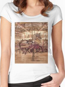 Shining armour  Women's Fitted Scoop T-Shirt