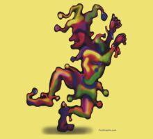 Mardi Gras Jester by Kevin Middleton