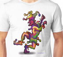 Mardi Gras Jester Unisex T-Shirt