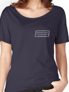 Conjectural Technologies (white) Women's Relaxed Fit T-Shirt