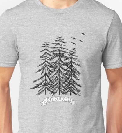 Great Outdoors Unisex T-Shirt
