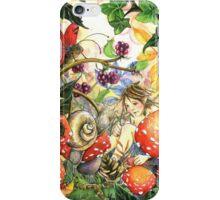 Snail meets Elf iPhone Case/Skin