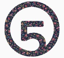 5h logo - floral by katiedel