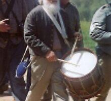 drummer by cometkatt