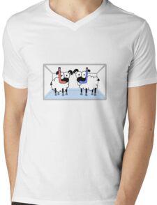 Save Sheep, Buy Snorkels Mens V-Neck T-Shirt