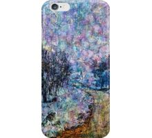 Hyperborean Landscape 7 iPhone Case/Skin