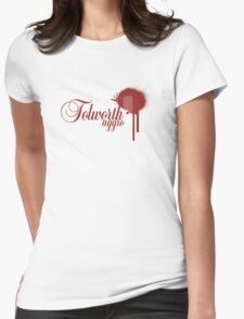 More Tolworth Aggro Womens Fitted T-Shirt