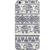 Tribal Elephant iPhone Case/Skin