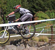 Rotorua MTB Worlds 2006 DH by James O'Connor