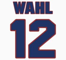 National baseball player Kermit Wahl jersey 12 by imsport