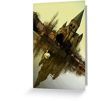 La Moselle Greeting Card