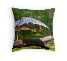Oh There You Are ! Throw Pillow