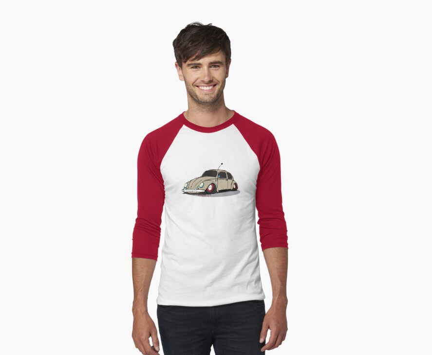 VW Beetle by GrumpyDog