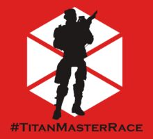 Titan Master Race by KrazySocoKid