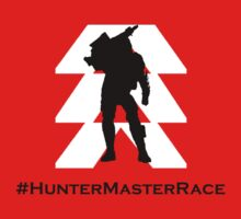 Hunter Master Race by KrazySocoKid